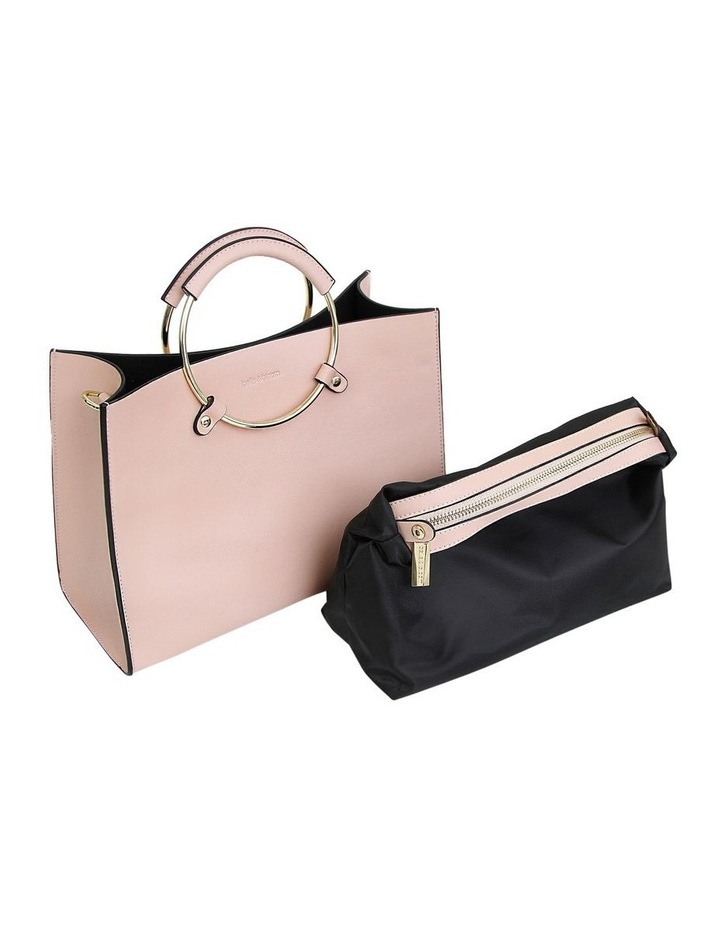 Blush Palm Beach Zip Top Crossbody Bag image 5
