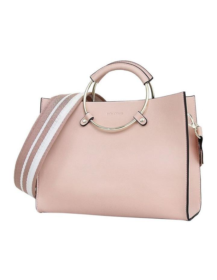 Blush Palm Beach Zip Top Crossbody Bag image 6