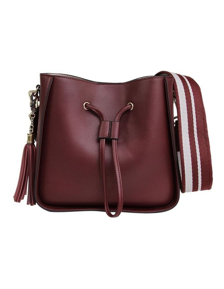 DAIS500WINE Daisy Wine Drawstring Shoulder Bag image 1