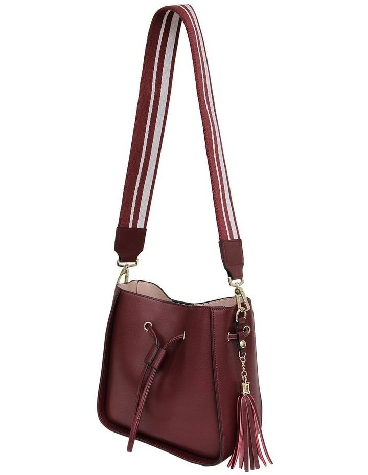 DAIS500WINE Daisy Wine Drawstring Shoulder Bag image 2