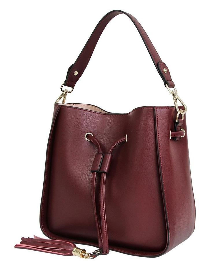 DAIS500WINE Daisy Wine Drawstring Shoulder Bag image 4