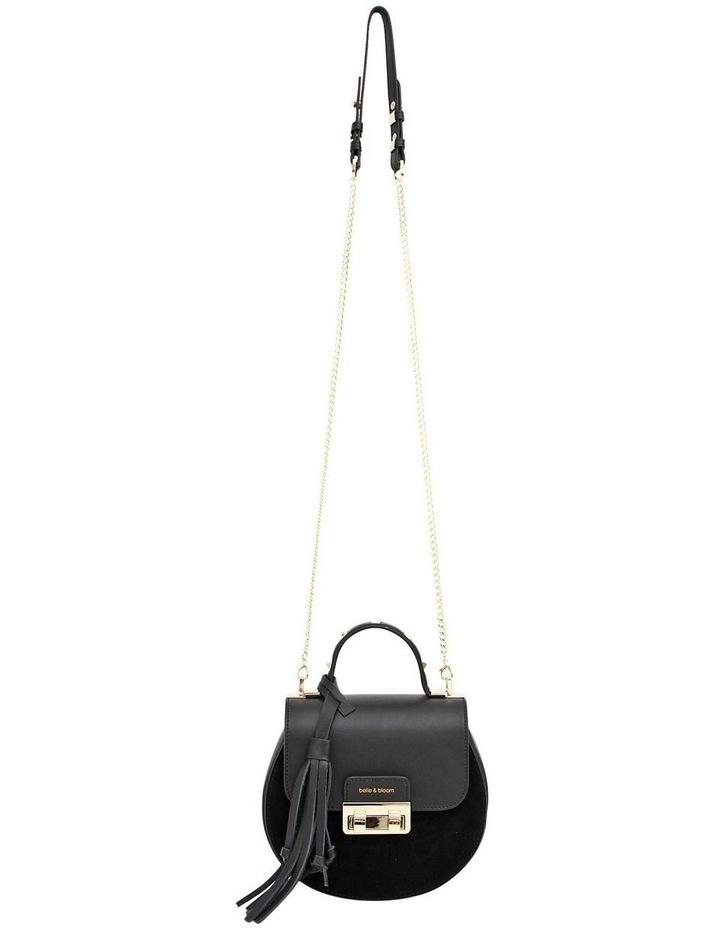 BELEX100BLK Belmore Exhange Flap Over Crossbody Bag image 3
