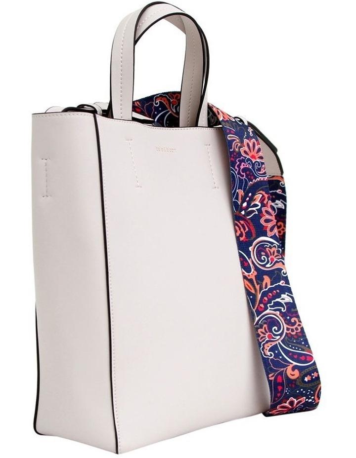 WIRO100CRM Cream Wild Romance Double Handle Tote Bag image 2
