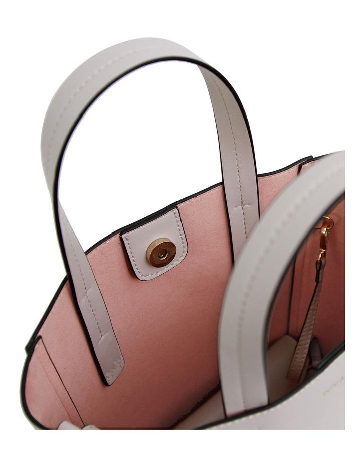 WIRO100CRM Cream Wild Romance Double Handle Tote Bag image 5