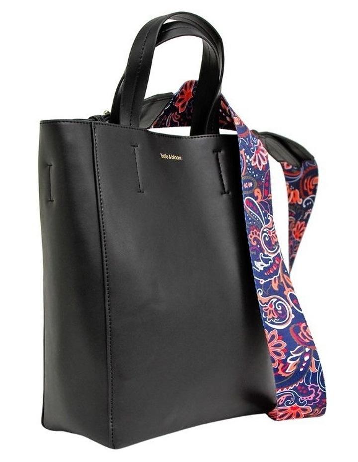 WIRO200BLK Black Wild Romance Double Handle Tote Bag image 2