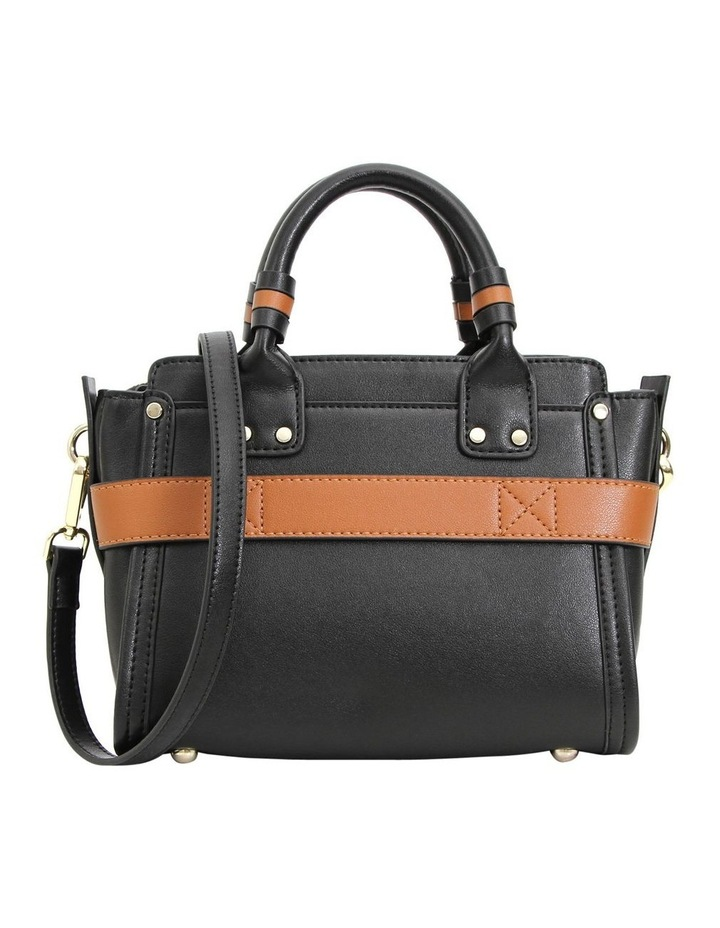 Black Ally Top Handle Crossbody Bag image 4