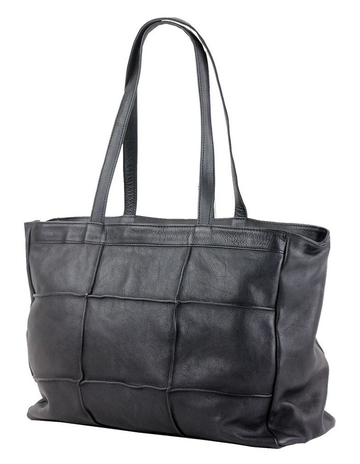 PRM202 Patchwork Double Handle Tote Bag image 2