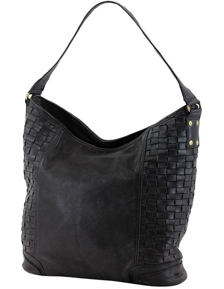 PRM203 Weave Shoulder Strap Hobo Bag image 2