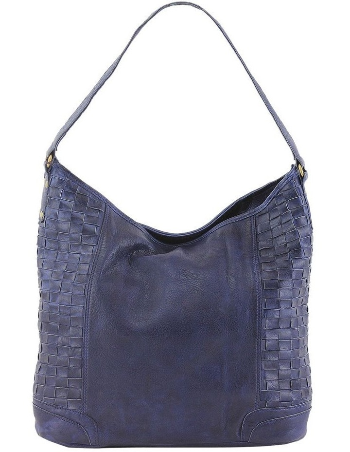 PRM203 Weave Shoulder Strap Hobo Bag image 1