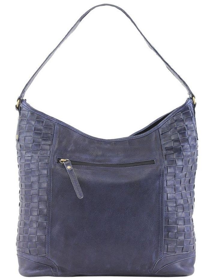 PRM203 Weave Shoulder Strap Hobo Bag image 3