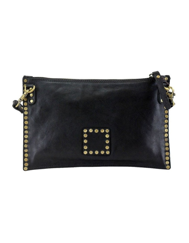 PRM204 Rivet Zip Top  Crossbody Bag image 1