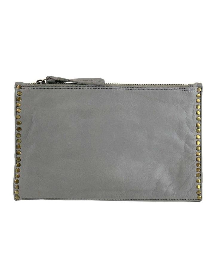 PRM204 Rivet Zip Top  Crossbody Bag image 3