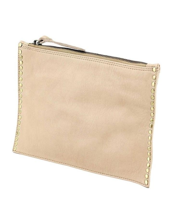 PRM204 Rivet Zip Top  Crossbody Bag image 2