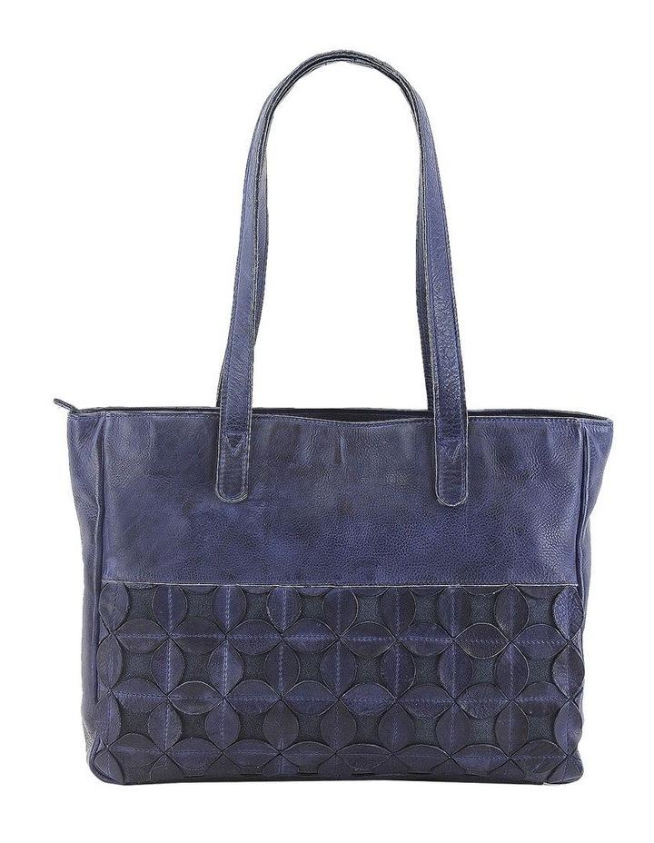 PRM205 Detail Double Handle Tote Bag image 1