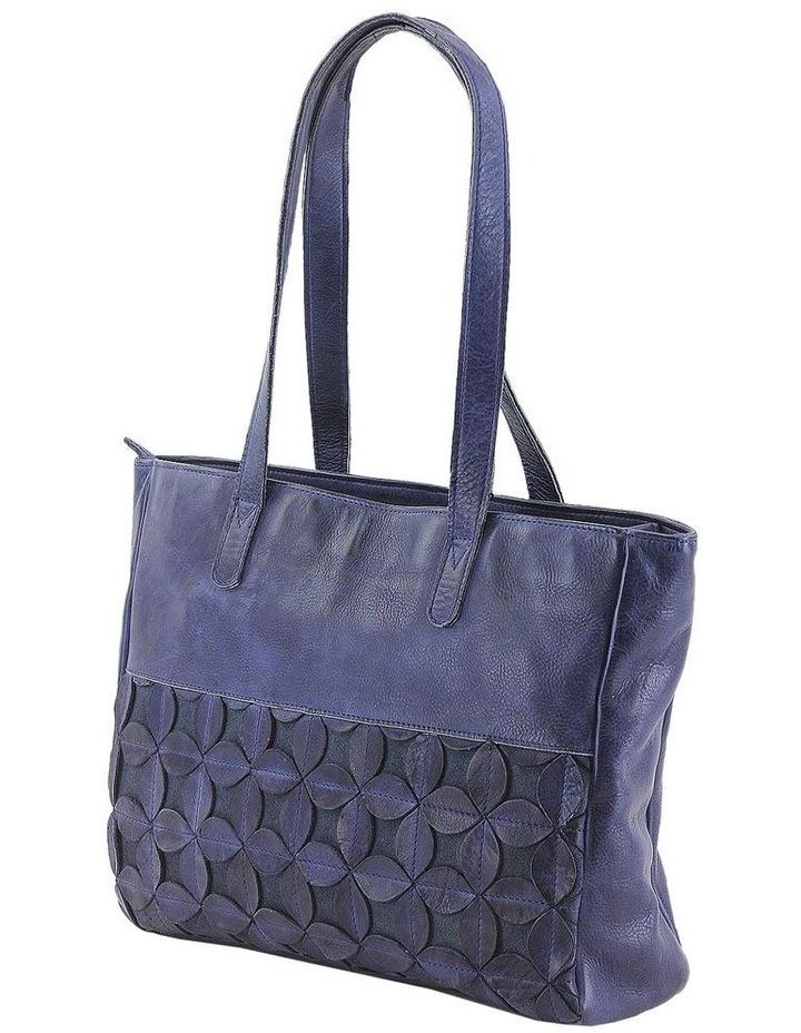 PRM205 Detail Double Handle Tote Bag image 2