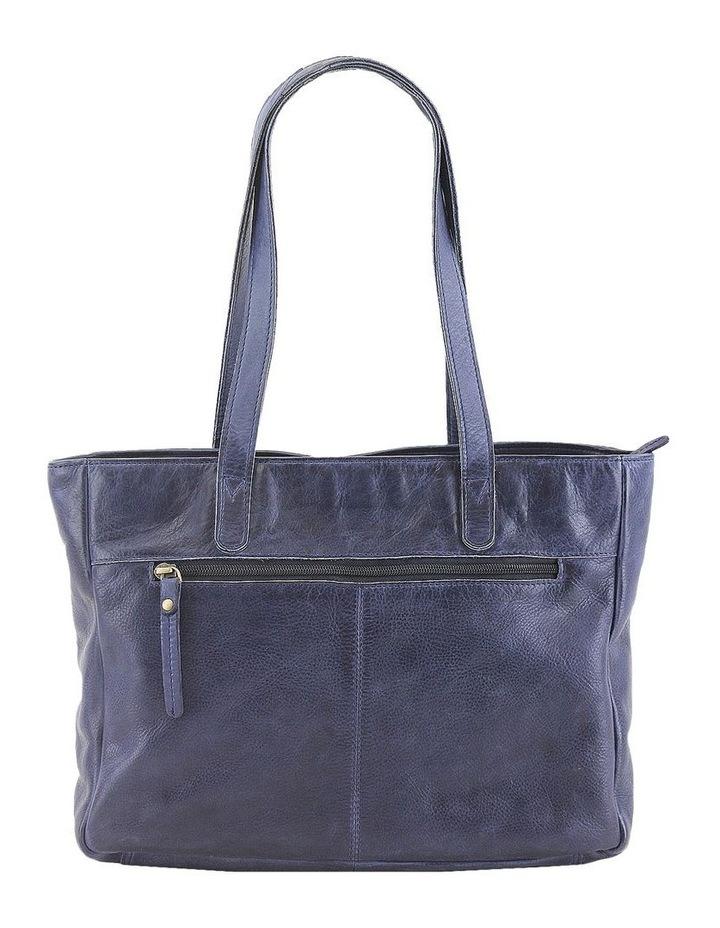 PRM205 Detail Double Handle Tote Bag image 3