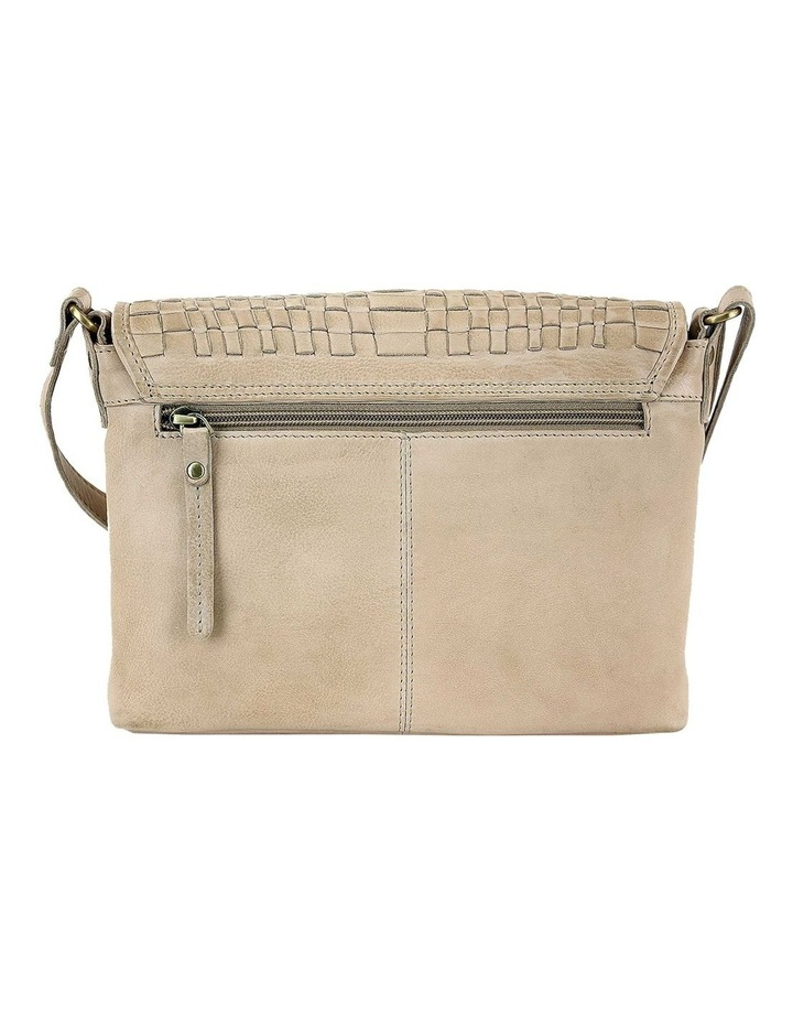 PRP100 Woven Flap Over Crossbody Bag image 3