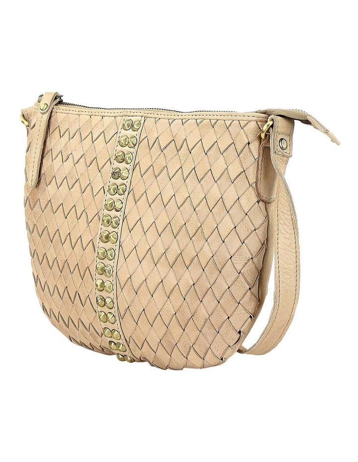 PRP102 Saddle Zip Top Crossbody Bag image 1