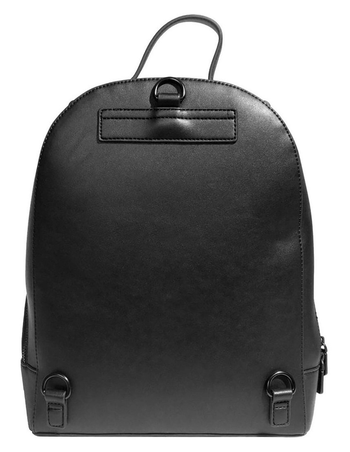 Cora Zip Around Black Back Pack image 2