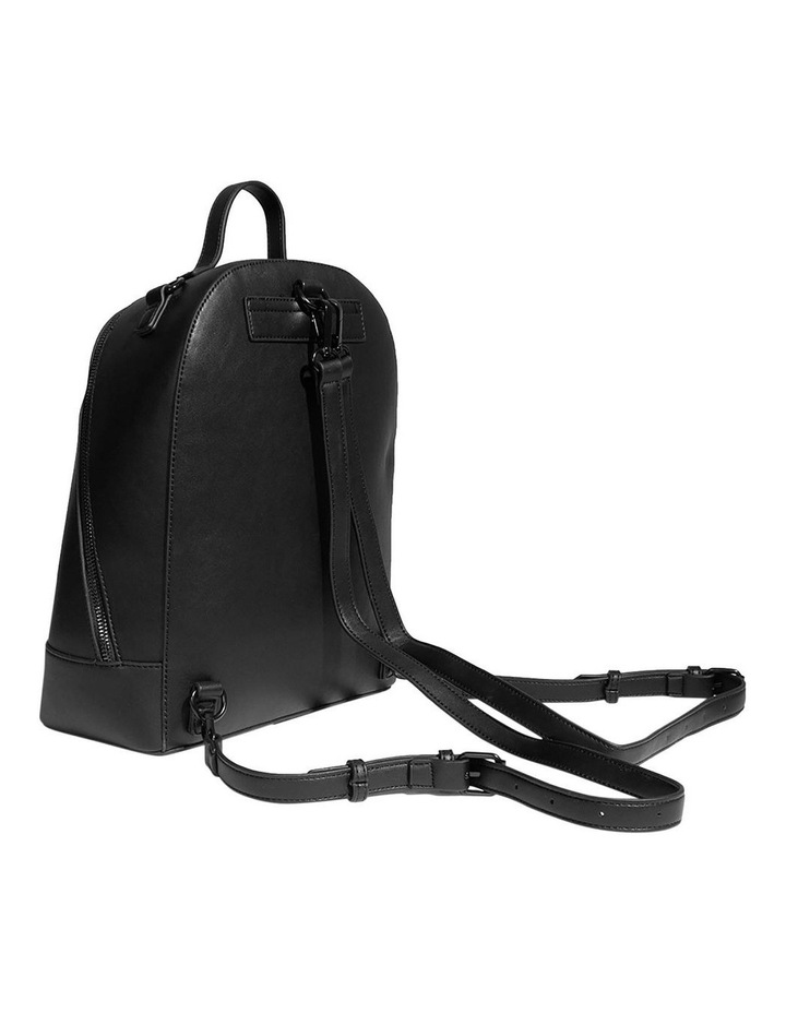 Cora Zip Around Black Back Pack image 4