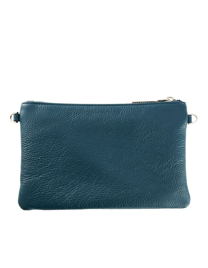 NVAW20-SB18 The Ari Zip Top Teal Pouch image 3
