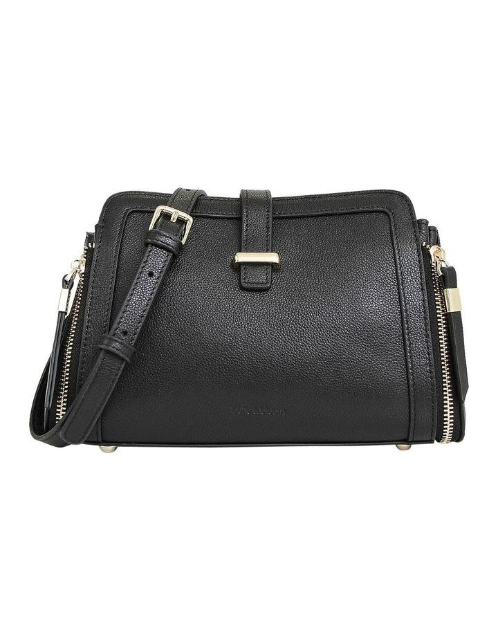YGRL100BLK Your Girl Zip Top Crossbody Bag image 1