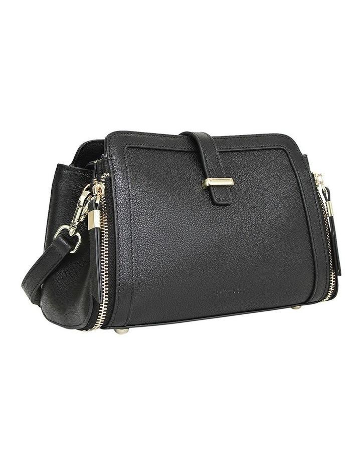 YGRL100BLK Your Girl Zip Top Crossbody Bag image 2