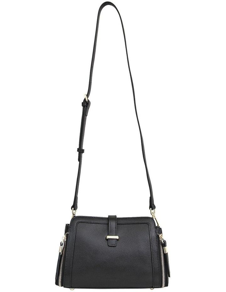 YGRL100BLK Your Girl Zip Top Crossbody Bag image 4