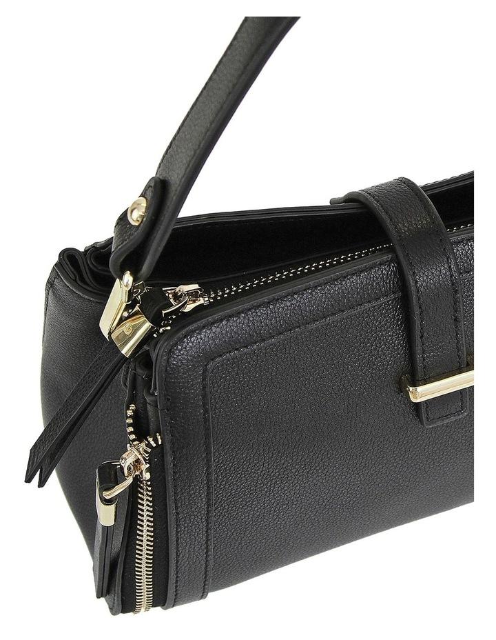 YGRL100BLK Your Girl Zip Top Crossbody Bag image 5