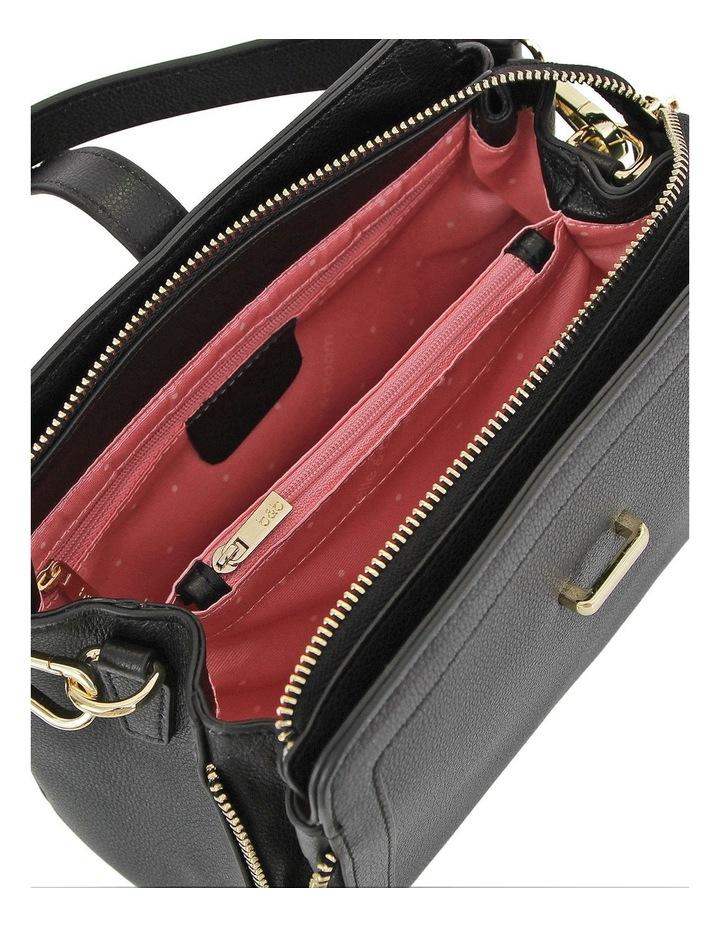 YGRL100BLK Your Girl Zip Top Crossbody Bag image 6