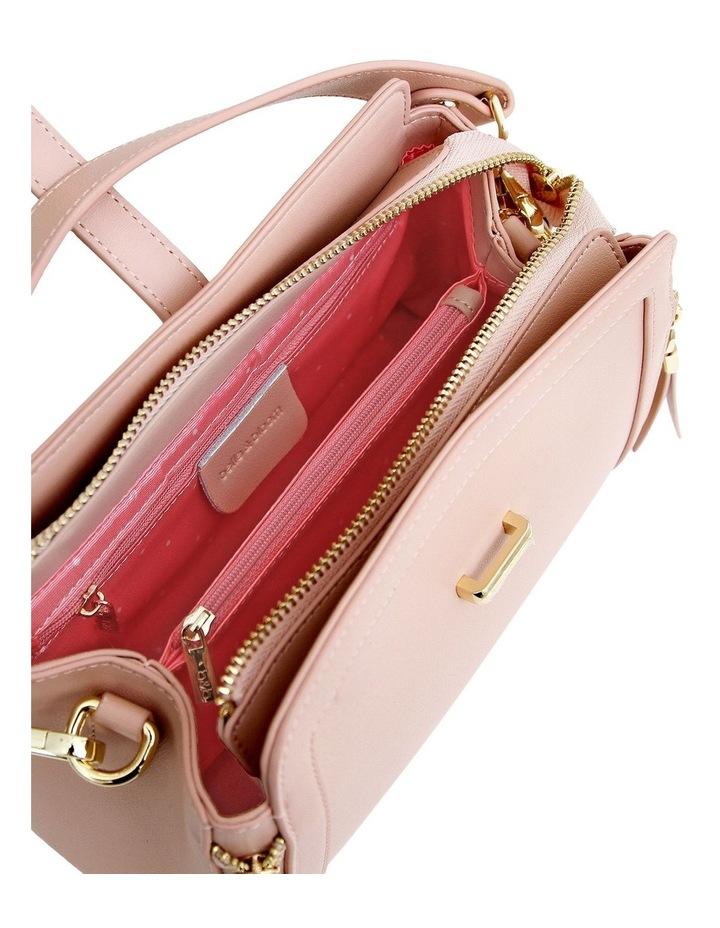 YGRL400DURO Your Girl Zip Top Crossbody Bag image 5