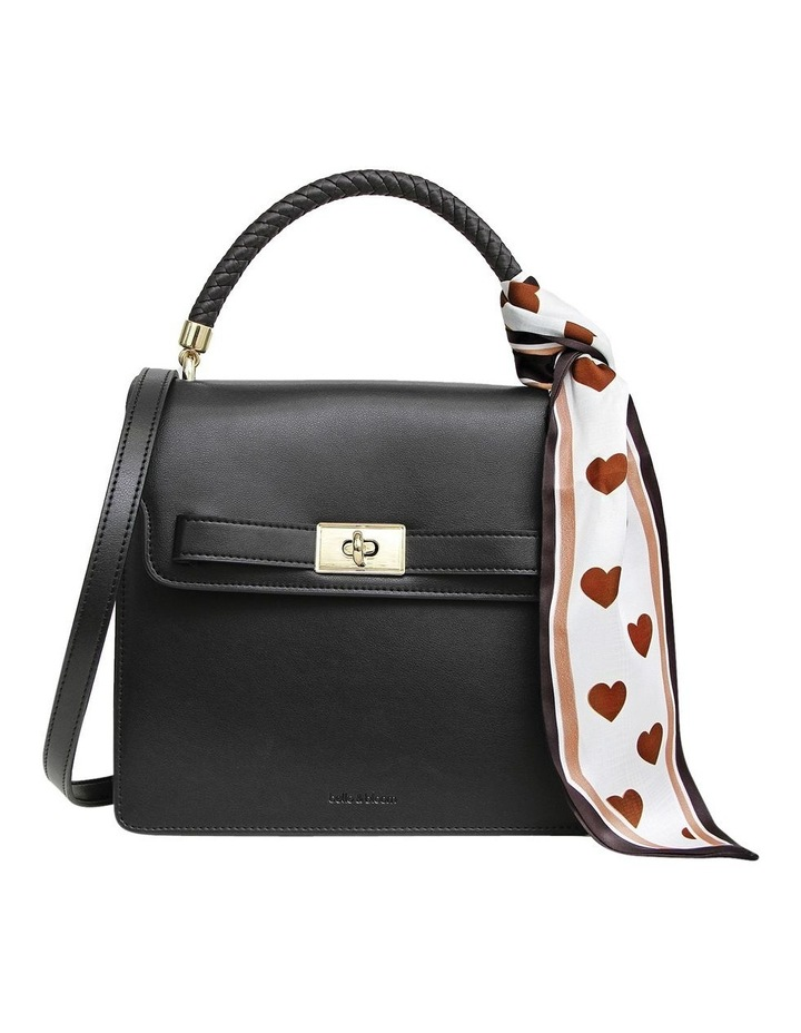 OVY100BLK Over You Flap Over Crossbody Bag image 1