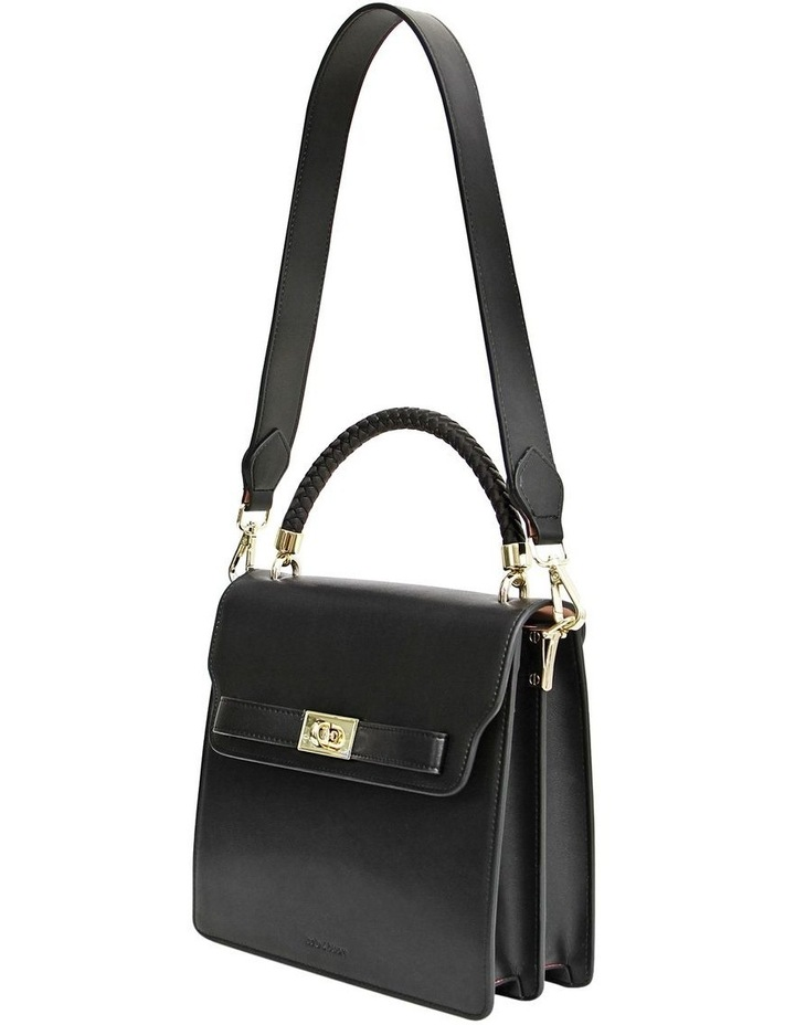 OVY100BLK Over You Flap Over Crossbody Bag image 4