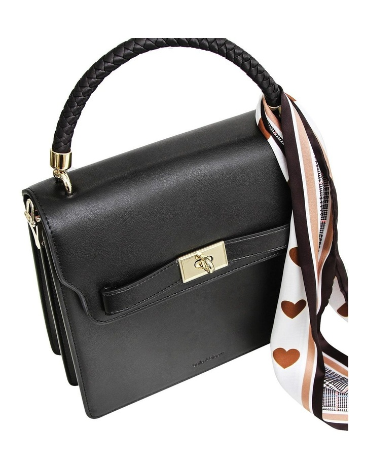 OVY100BLK Over You Flap Over Crossbody Bag image 6