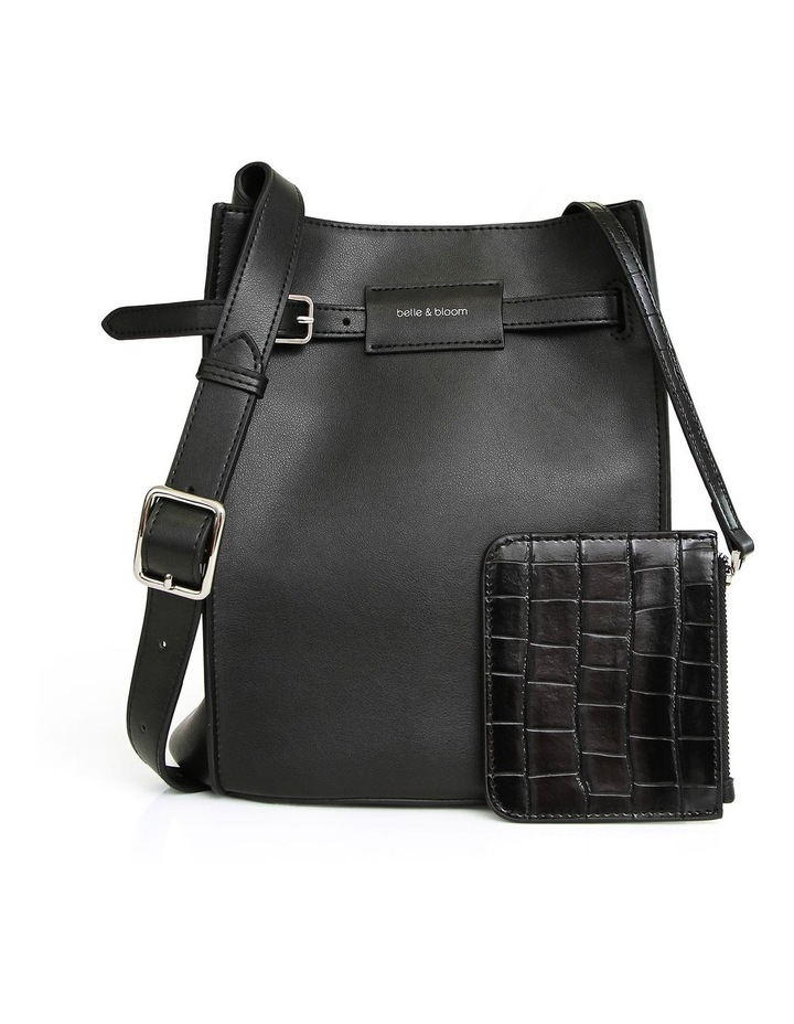 STO100BLK SHE'S THE ONE CROSSBODY BAG BLACK image 1