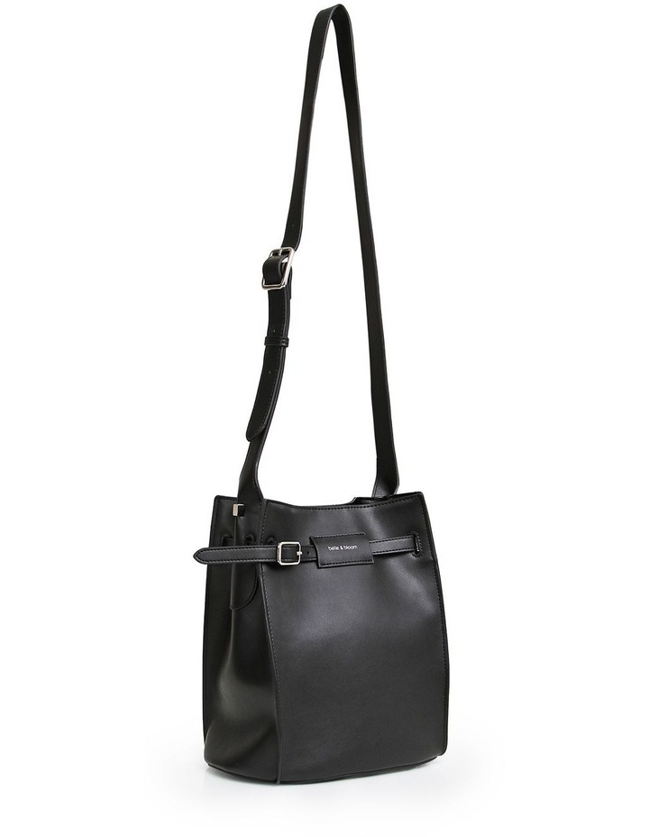 STO100BLK SHE'S THE ONE CROSSBODY BAG BLACK image 6