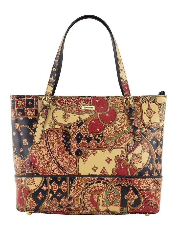 SCB001 Jordan Tuscany Zip Top Tote Bag image 1