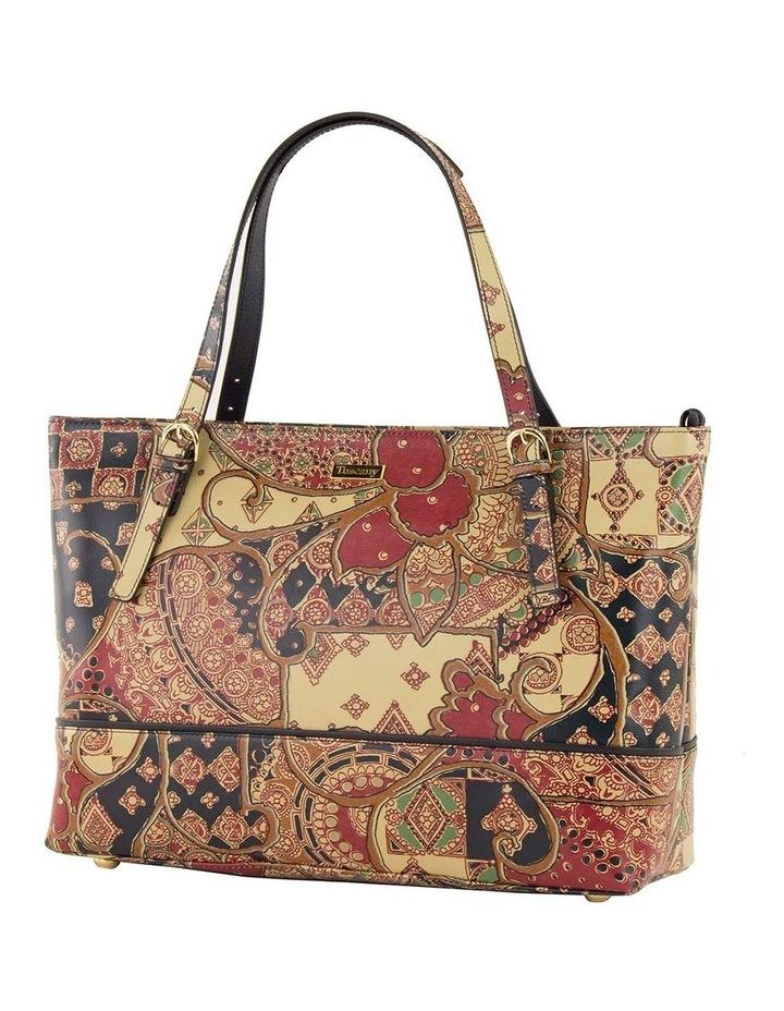 SCB001 Jordan Tuscany Zip Top Tote Bag image 2