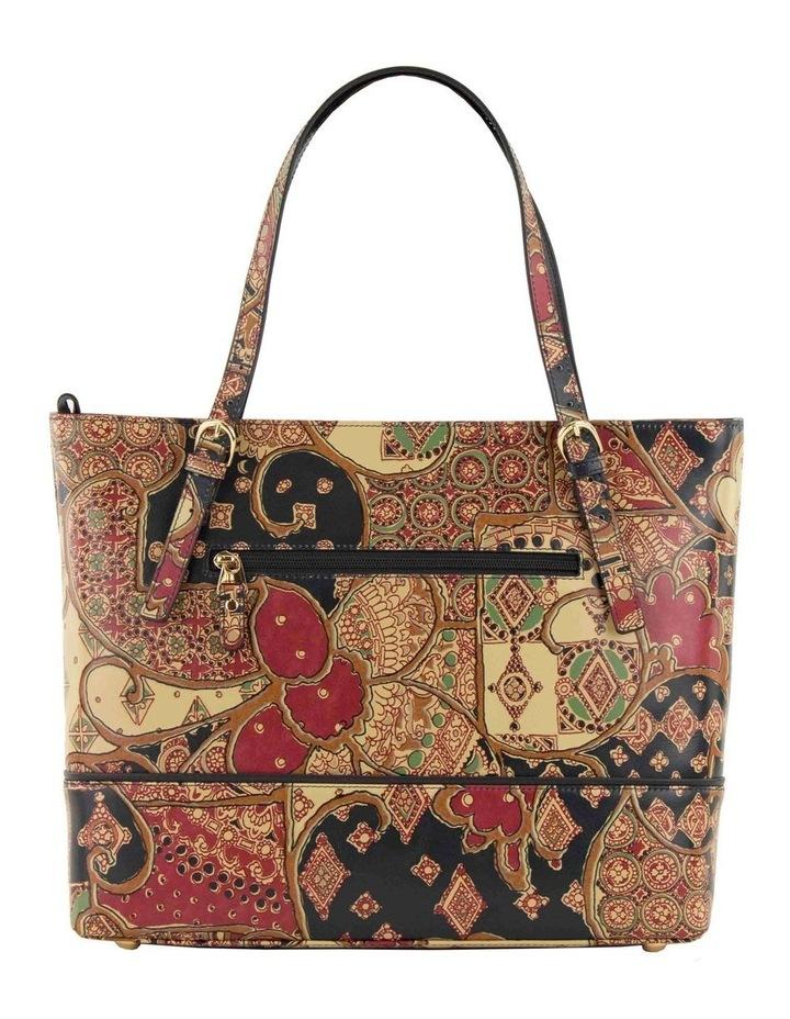 SCB001 Jordan Tuscany Zip Top Tote Bag image 3