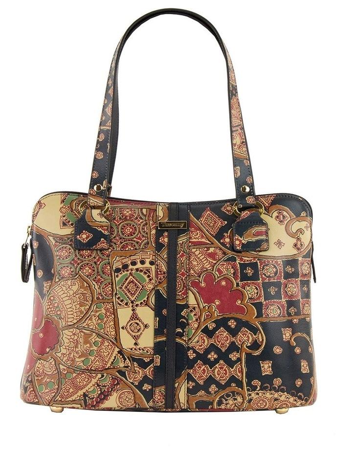 SCB008 Harper Tuscany Zip Top Tote Bag image 1