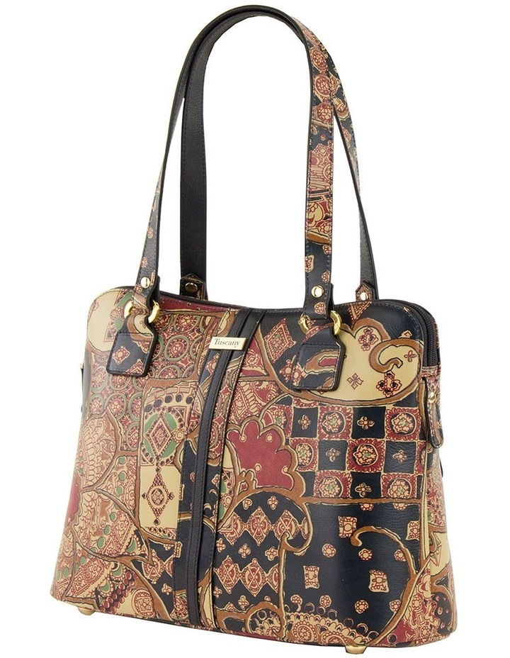 SCB008 Harper Tuscany Zip Top Tote Bag image 2