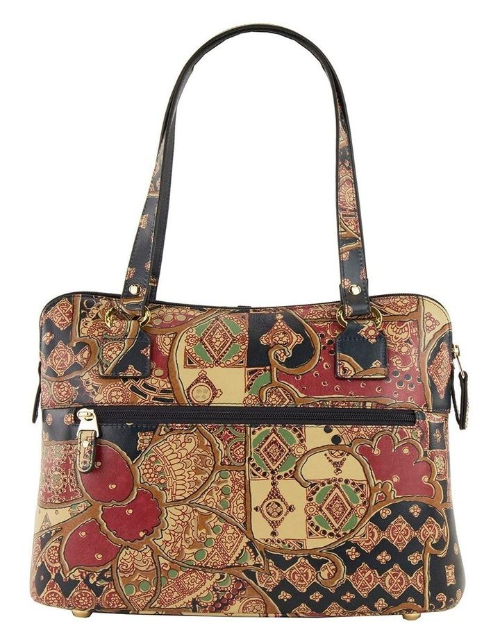 SCB008 Harper Tuscany Zip Top Tote Bag image 3
