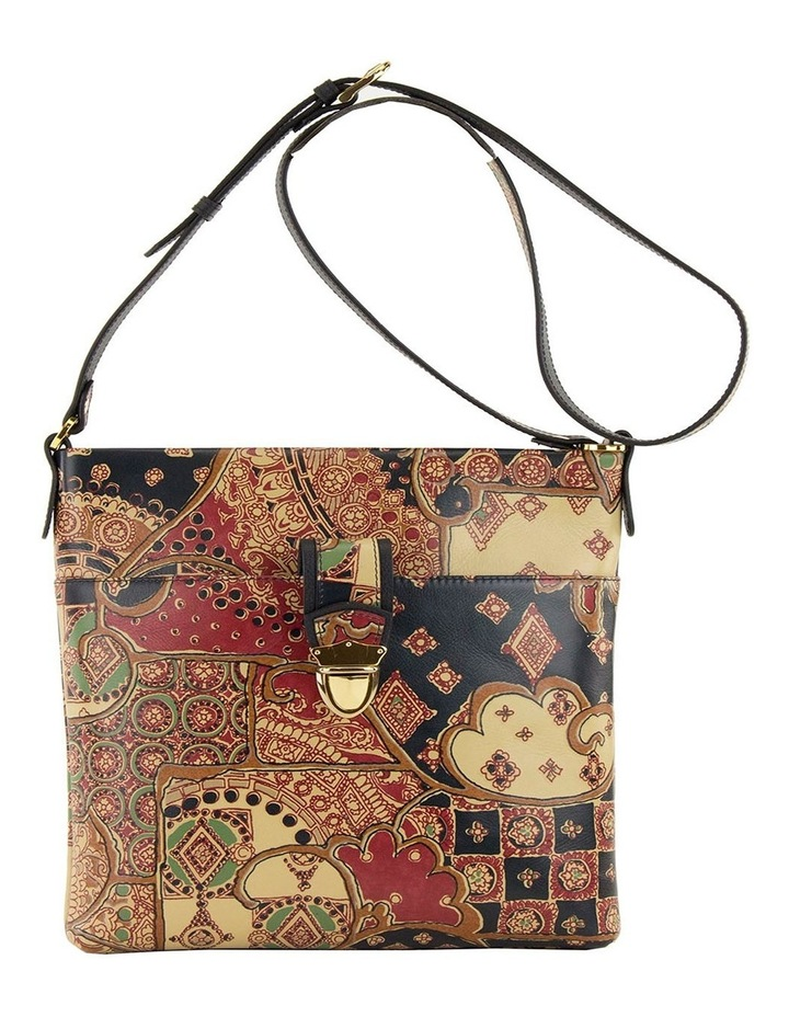 SCB010 Lili Tuscany Zip Top Crossbody Bag image 1