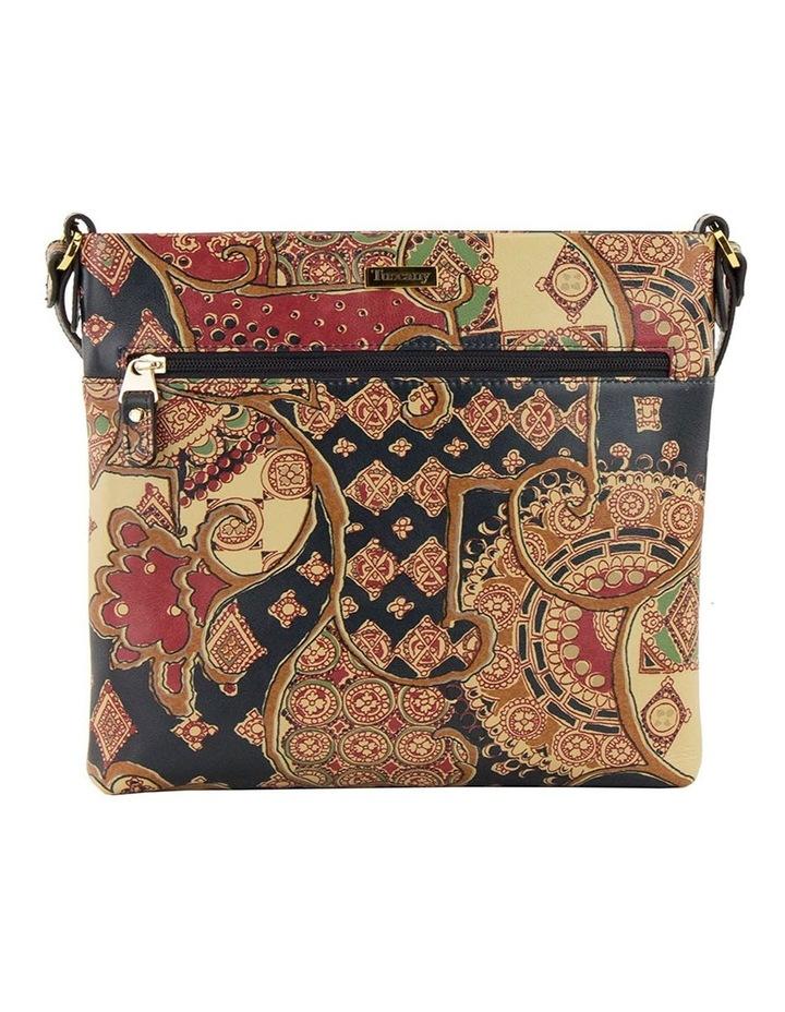 SCB010 Lili Tuscany Zip Top Crossbody Bag image 4