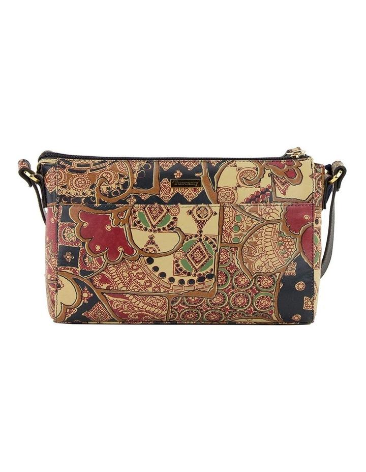 SCB012 Laney Tuscany Zip Top Crossbody Bag image 1