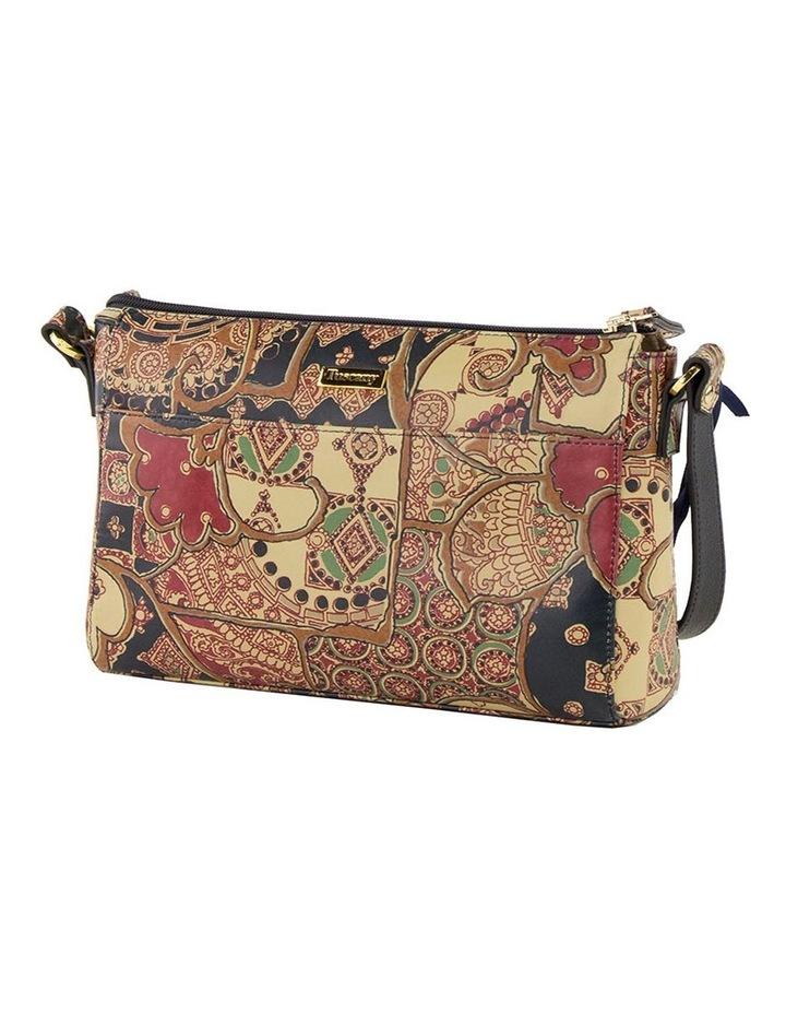 SCB012 Laney Tuscany Zip Top Crossbody Bag image 2