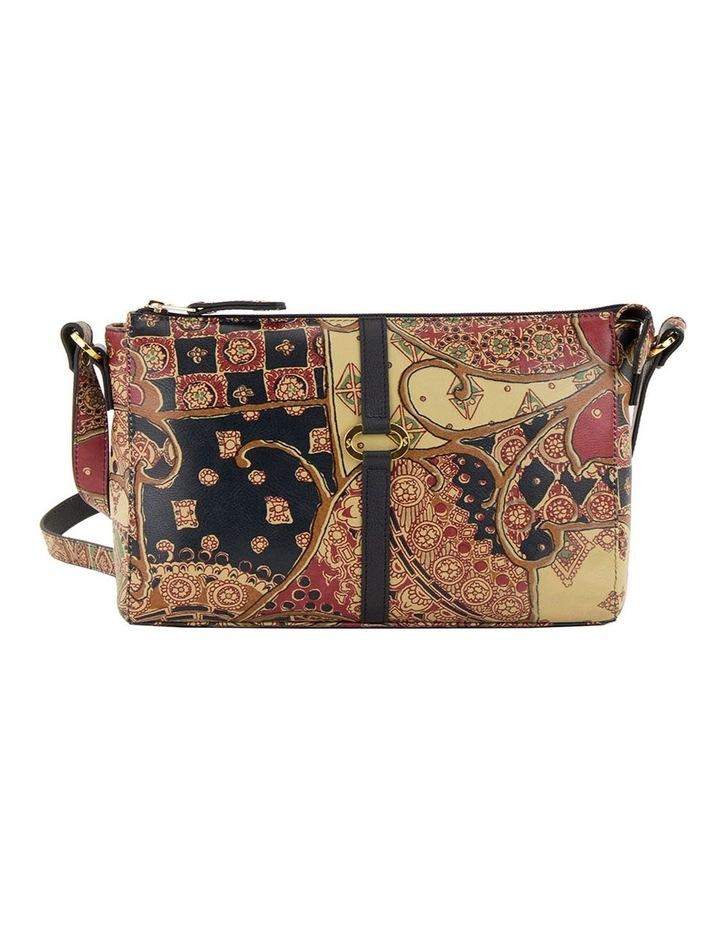 SCB012 Laney Tuscany Zip Top Crossbody Bag image 3