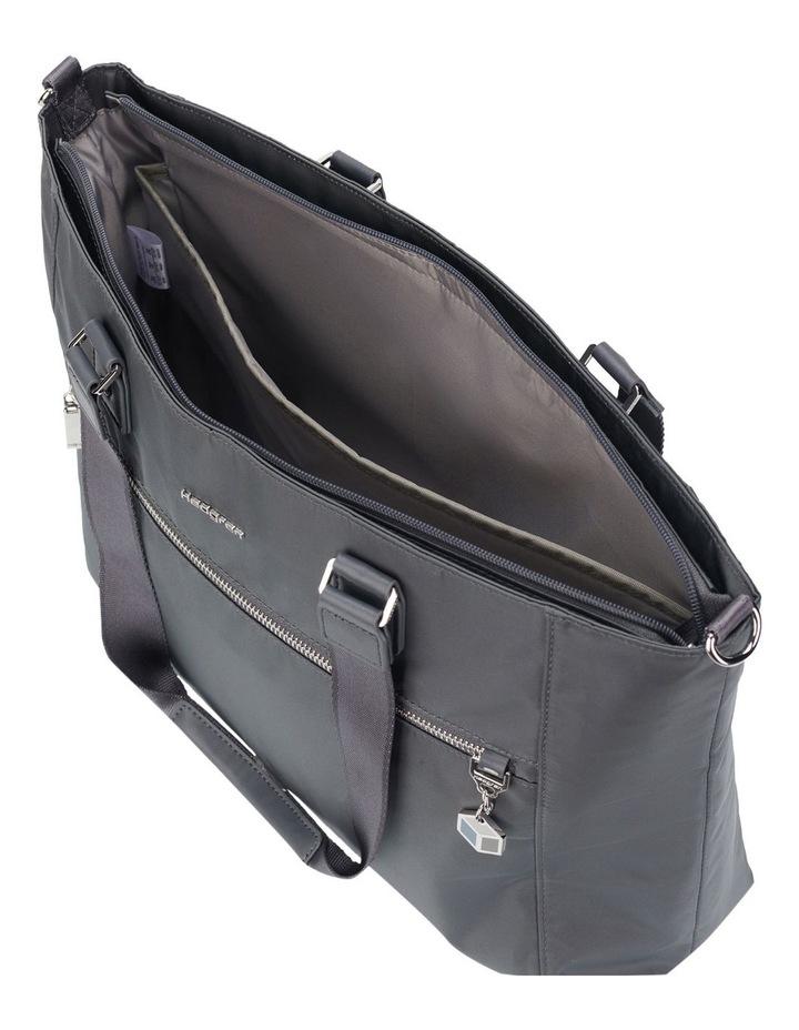 HCHMB02.197 Zirconia Iron Gate Zip Top Tote Bag image 4