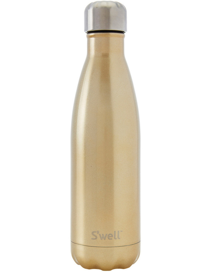 Insulated Stainless Steel Water Bottle  500ml - Champagne image 1