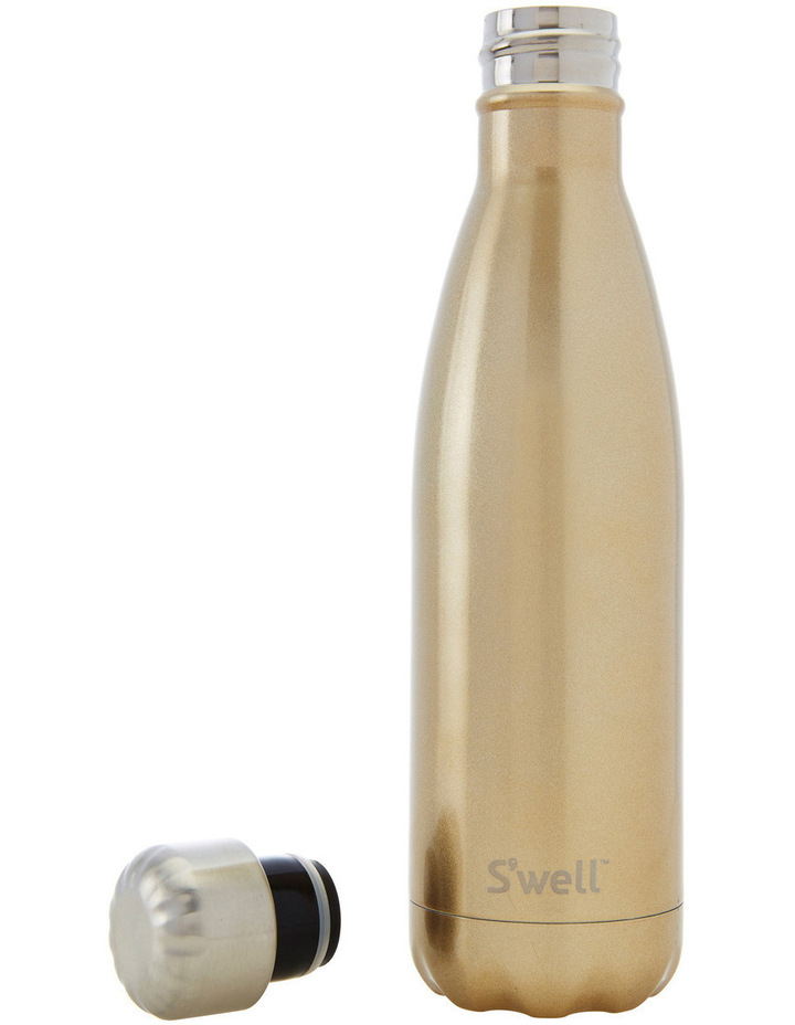Insulated Stainless Steel Water Bottle  500ml - Champagne image 2